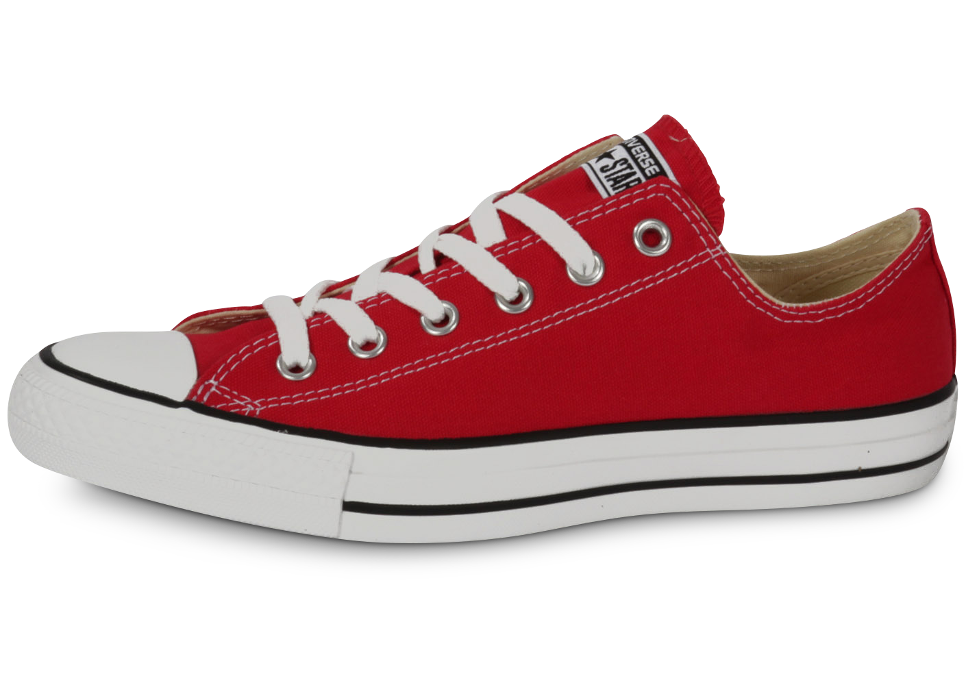 Converse homme chuck taylor all-star low rouge...