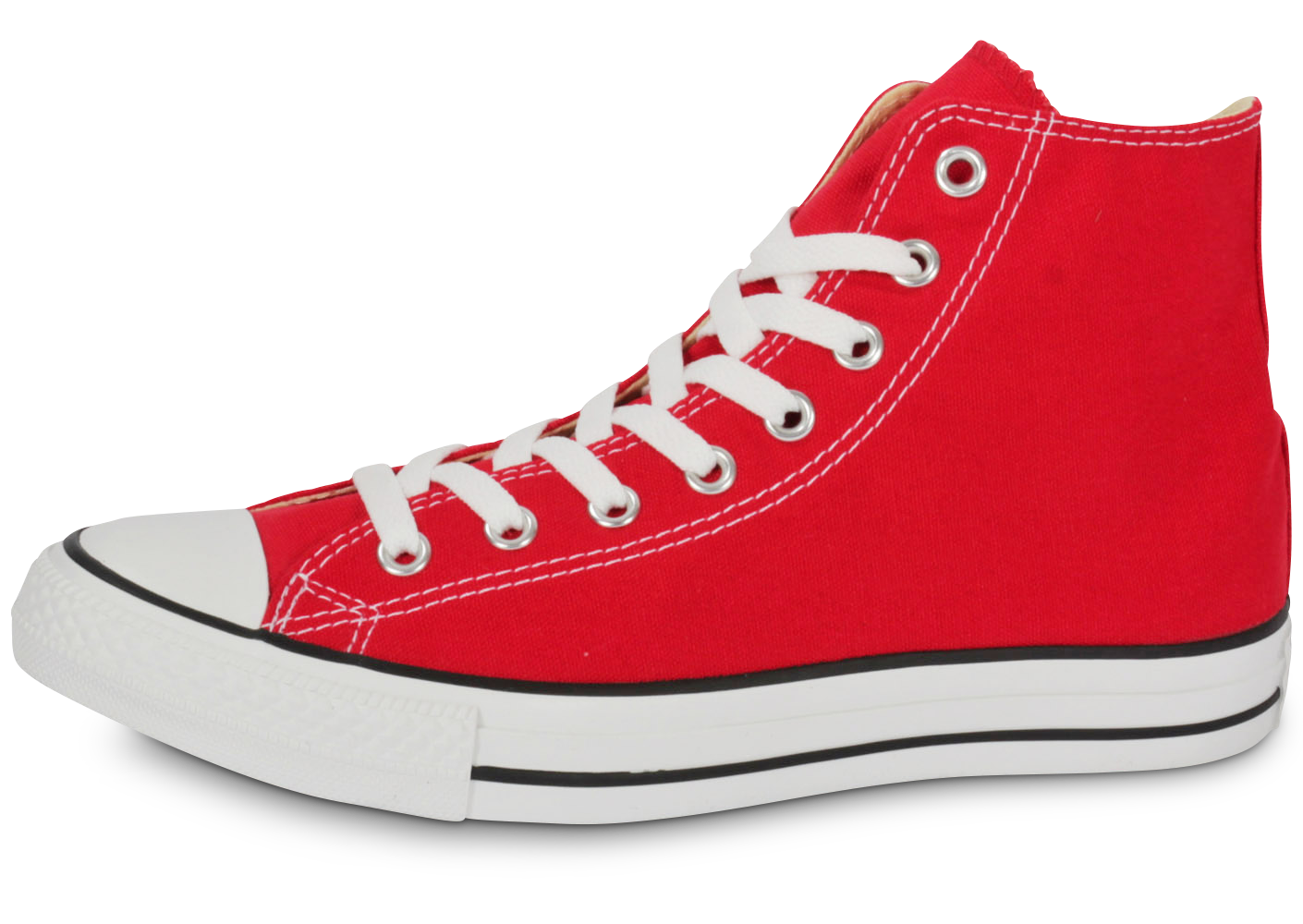 Converse homme chuck taylor all-star hi rouge...