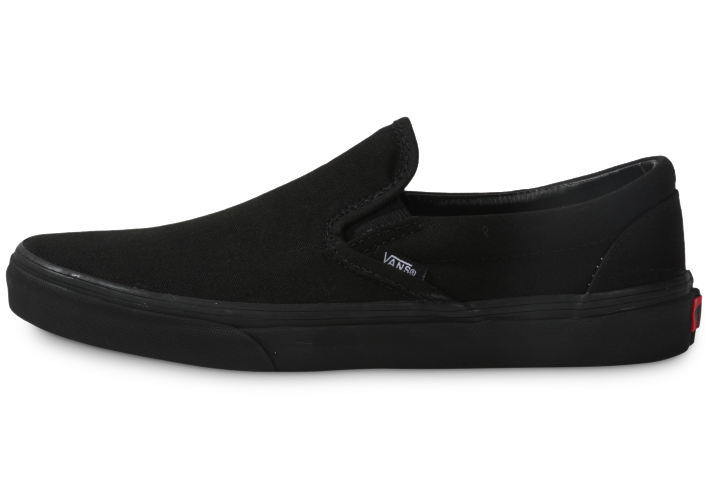 Vans Homme Classic Slip-on All Black Skate