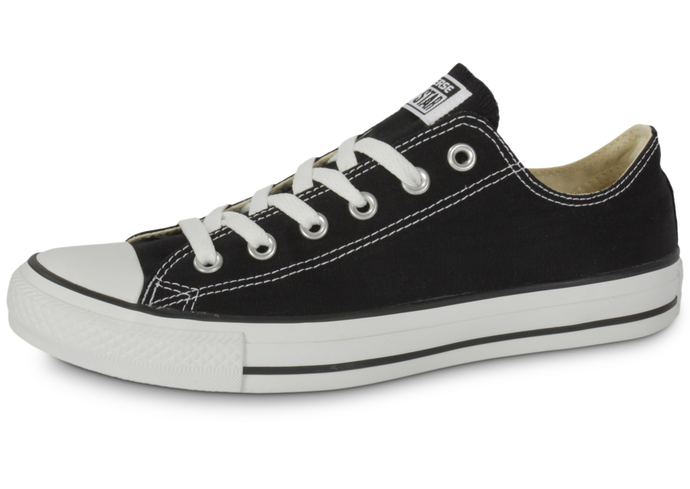 Converse homme chuck taylor all star low noire...