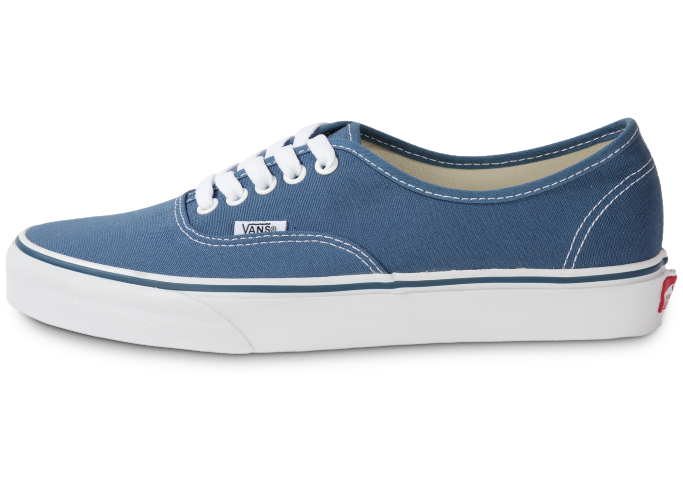 Vans Homme Authentic Bleu Skate