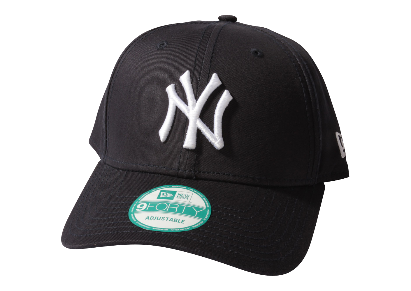 New Era Homme Casquette 9/40 Mlb The League New York Yankees Bleu Marine