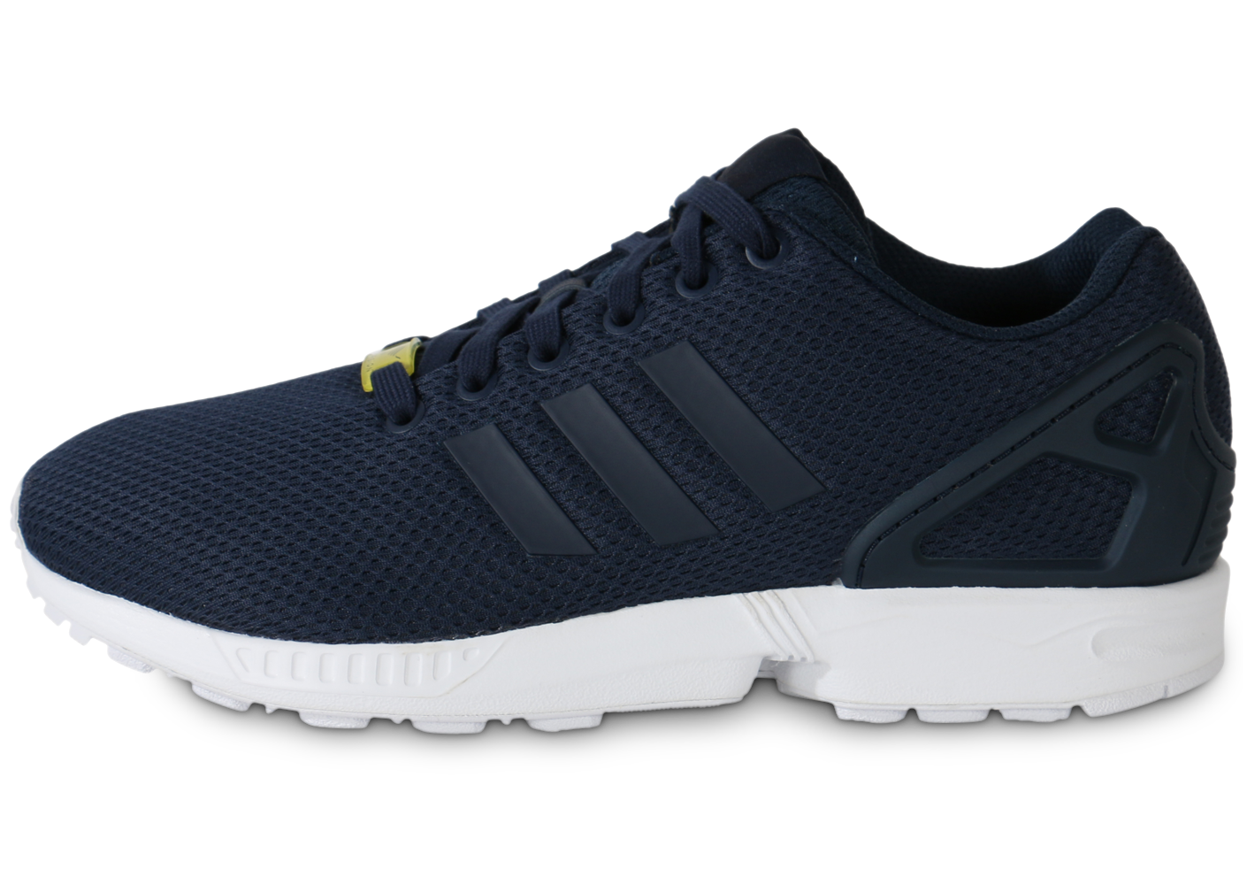 the best attitude 53371 3b2e7 Adidas homme zx flux mesh bleu marine baskets