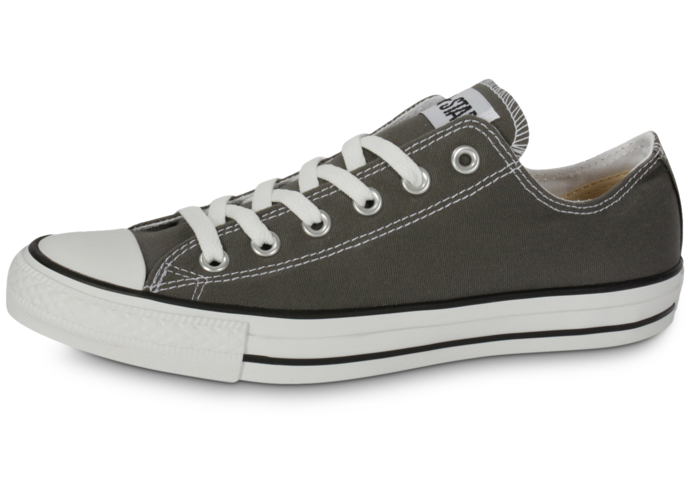 Converse homme chuck taylor all star low grise...