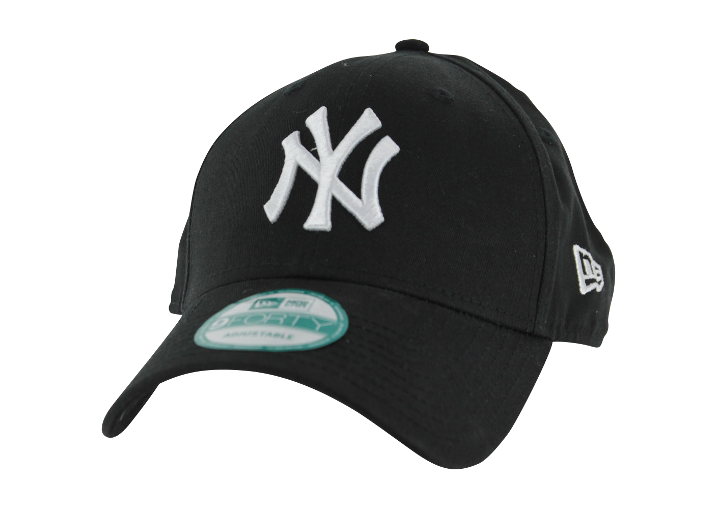 New Era Homme Casquette 9/40 Mlb The League New York Yankees Noir Et Blanc