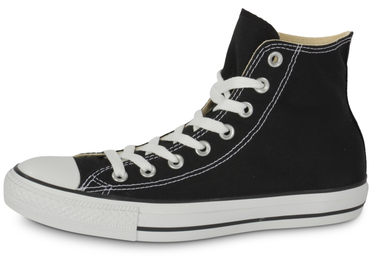Converse homme chuck taylor all star hi noire...