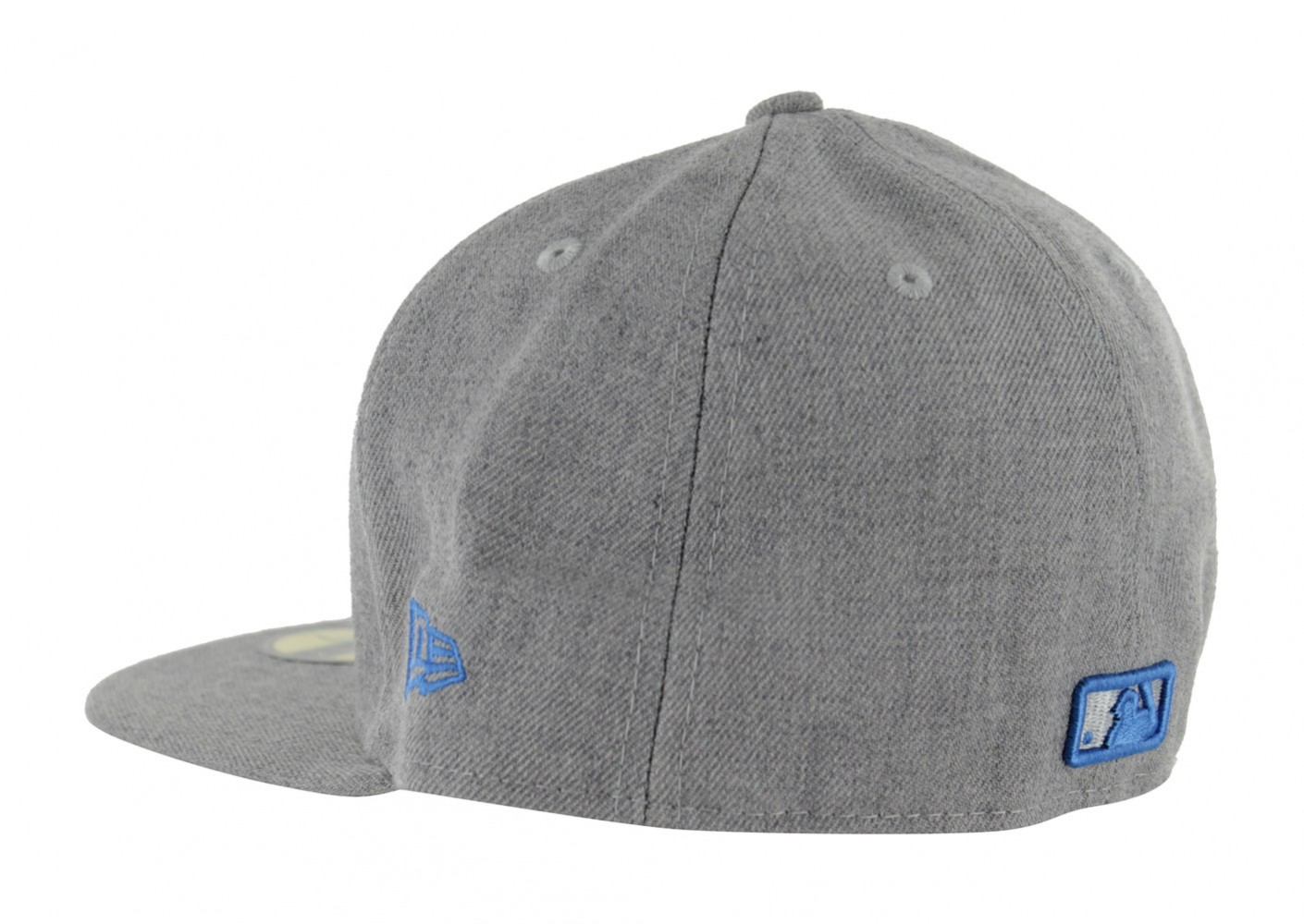 New Era Casquette Fitted Contrast Grise Accessoires Chausport
