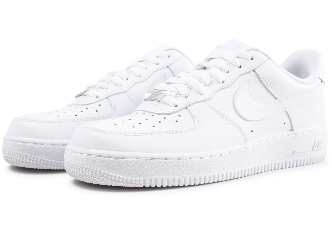Nike Air Force 1 Blanche - Chaussures Baskets homme - Snaidero-usa