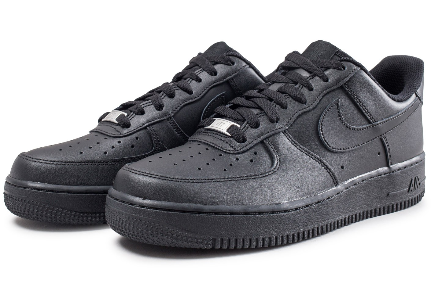 Nike Air Force 1 Noire - Chaussures Baskets homme - Snaidero-usa