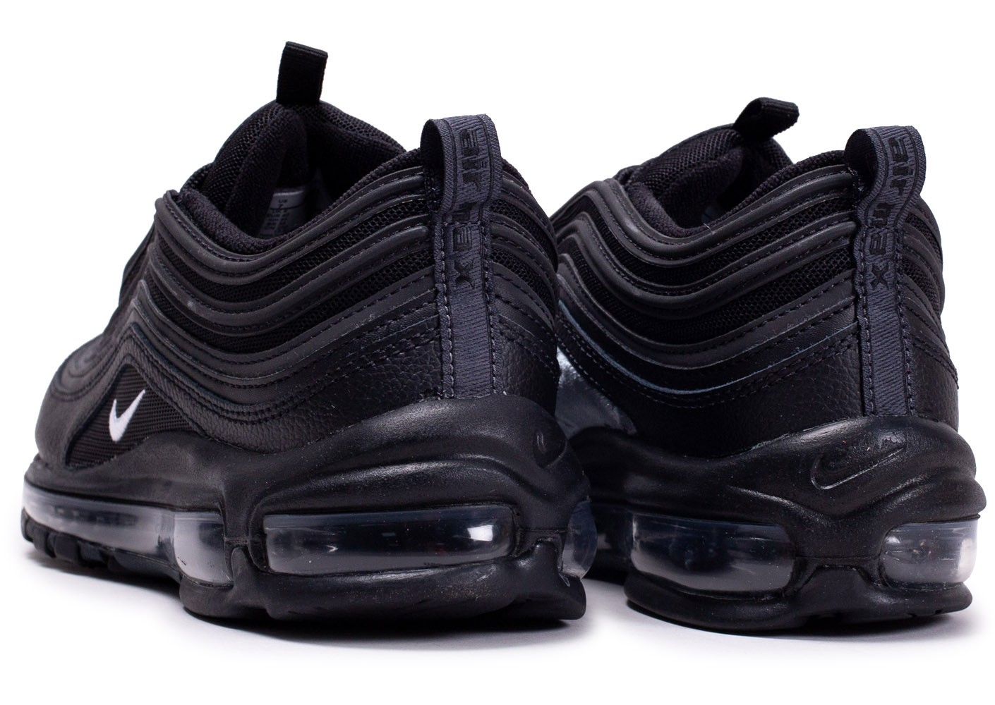 Nike Air Max 97 noir anthracite - Chaussures Baskets homme ...