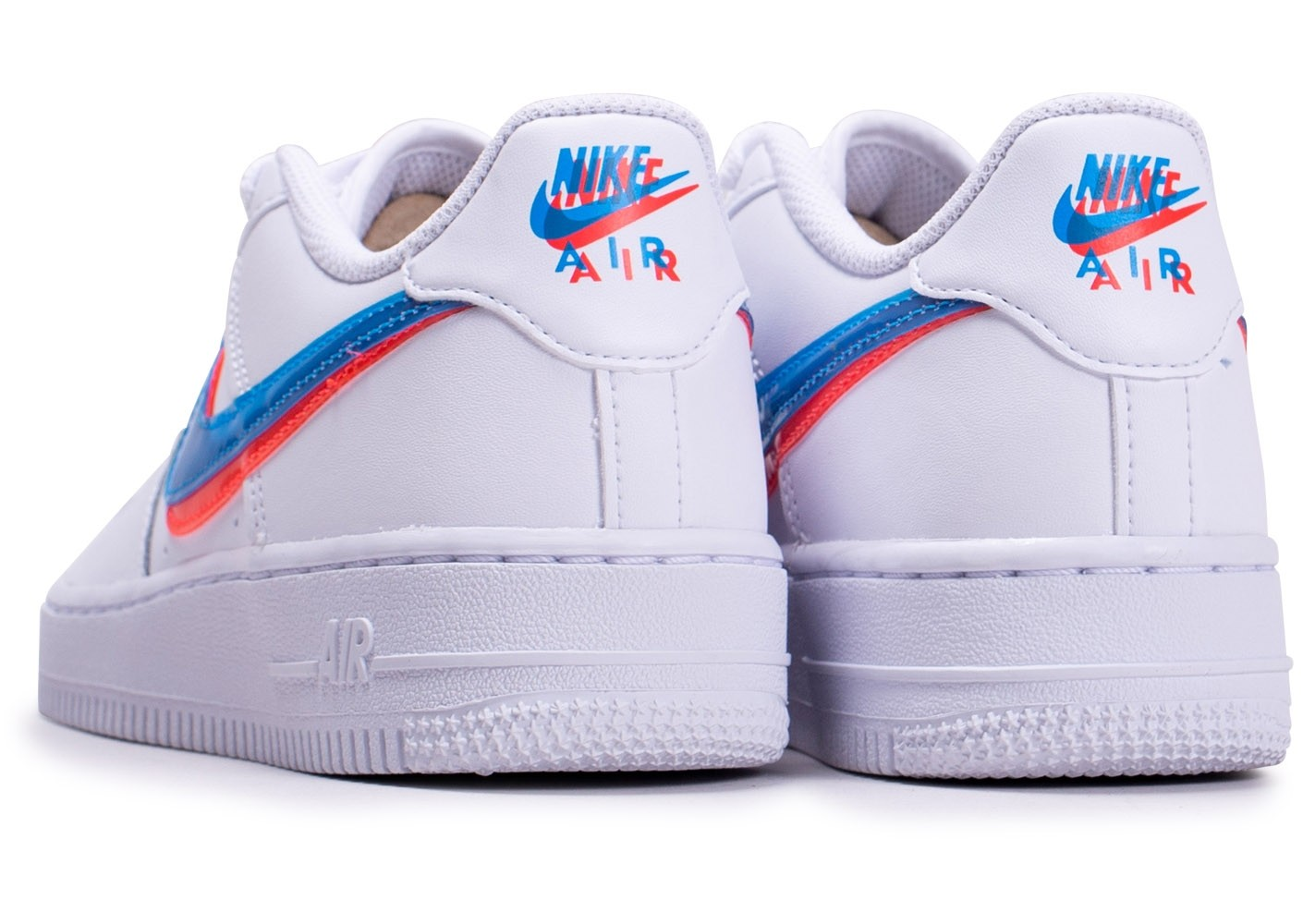 air force 1 fille 3 d