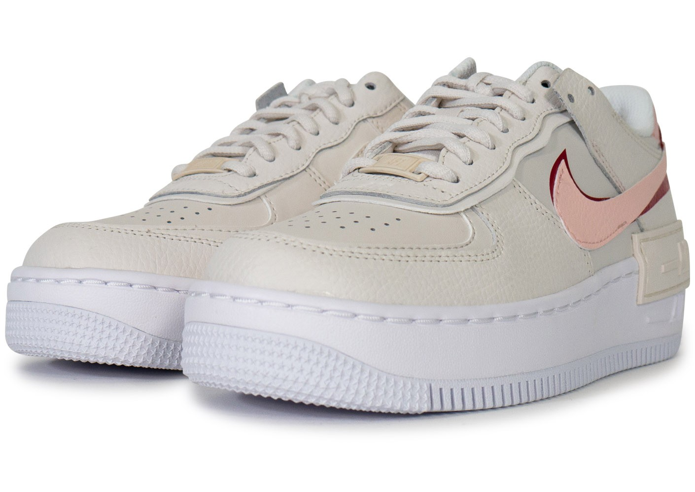 air force 1 shadow rouge et rose
