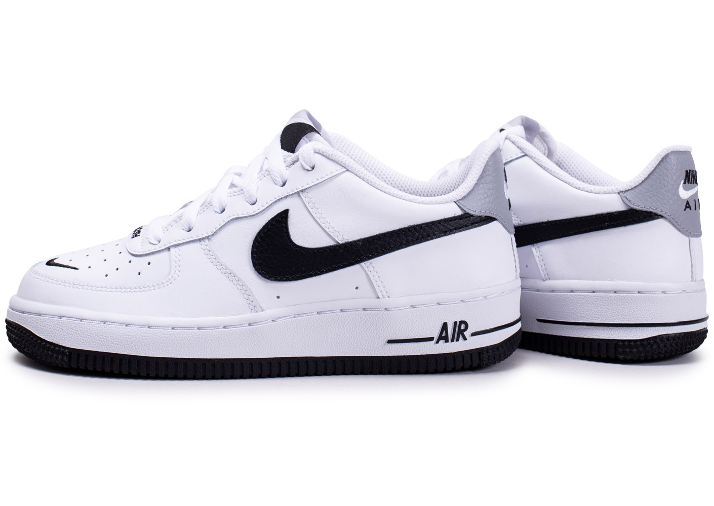 chaussures nike air force 1 grise