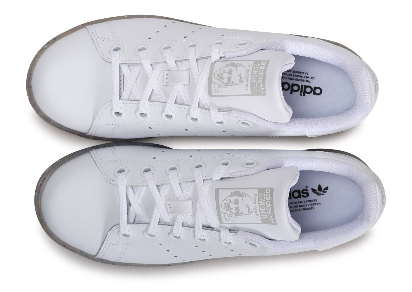 adidas stan smith semelles paillettes