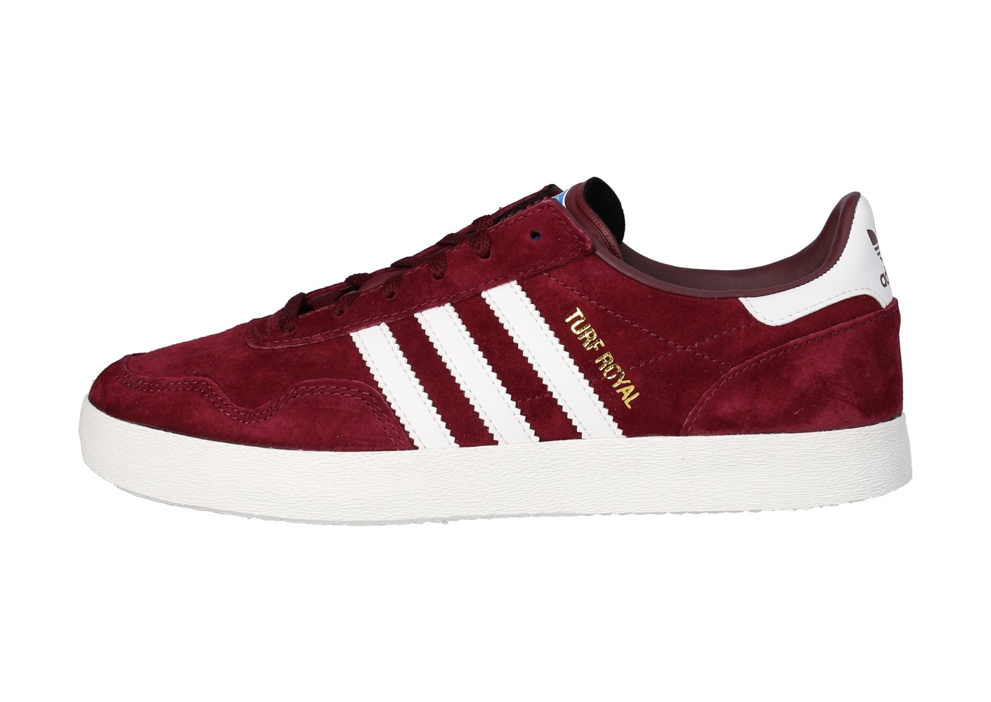 adidas Turf Royal Bordeaux - Chaussures Baskets homme - Snaidero-usa