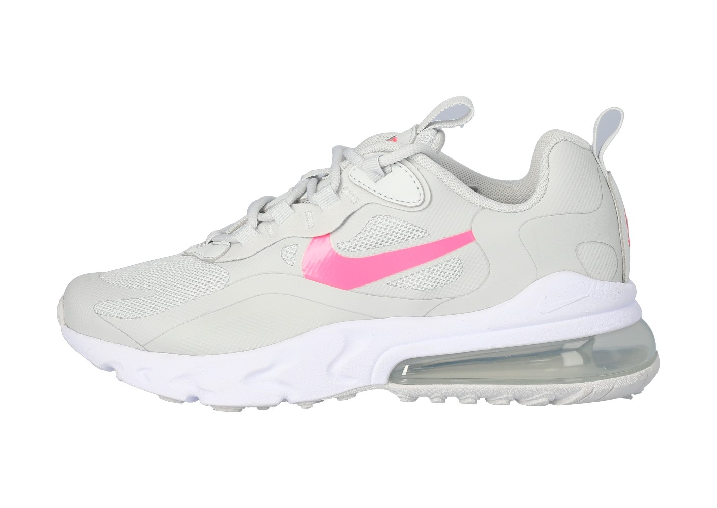 chaussure nike ado fille blanche