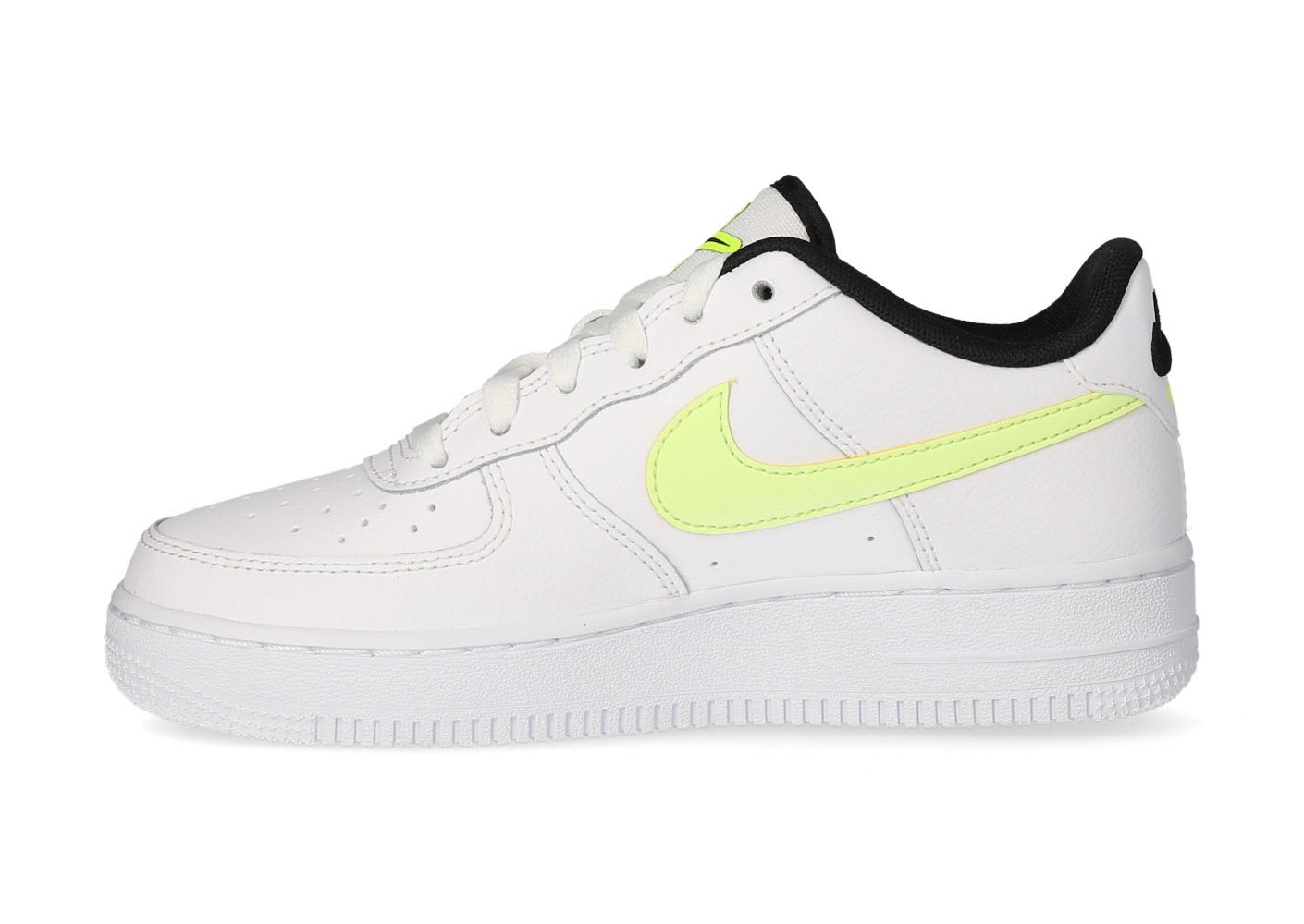 air force 1 worldwide jaune