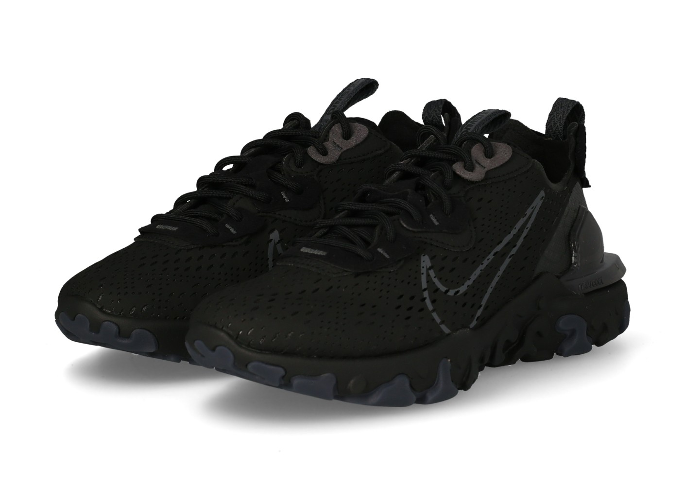 Nike React Vision noir - Chaussures Baskets homme - 7south