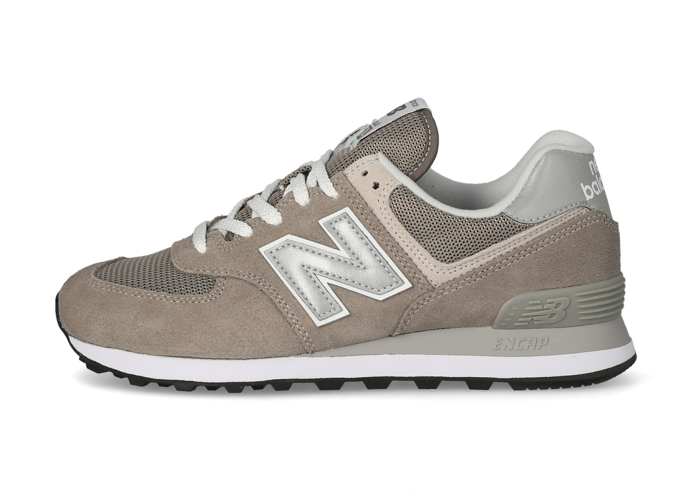 New Balance 574 Core Homme gris - Chaussures Baskets homme - Chausport