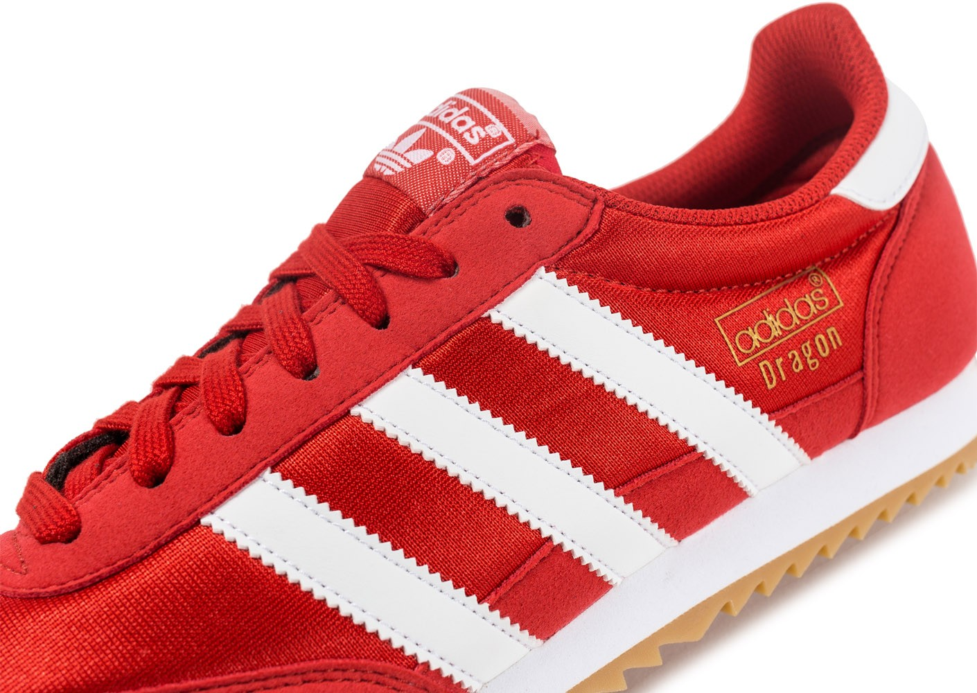 adidas dragon homme rouge
