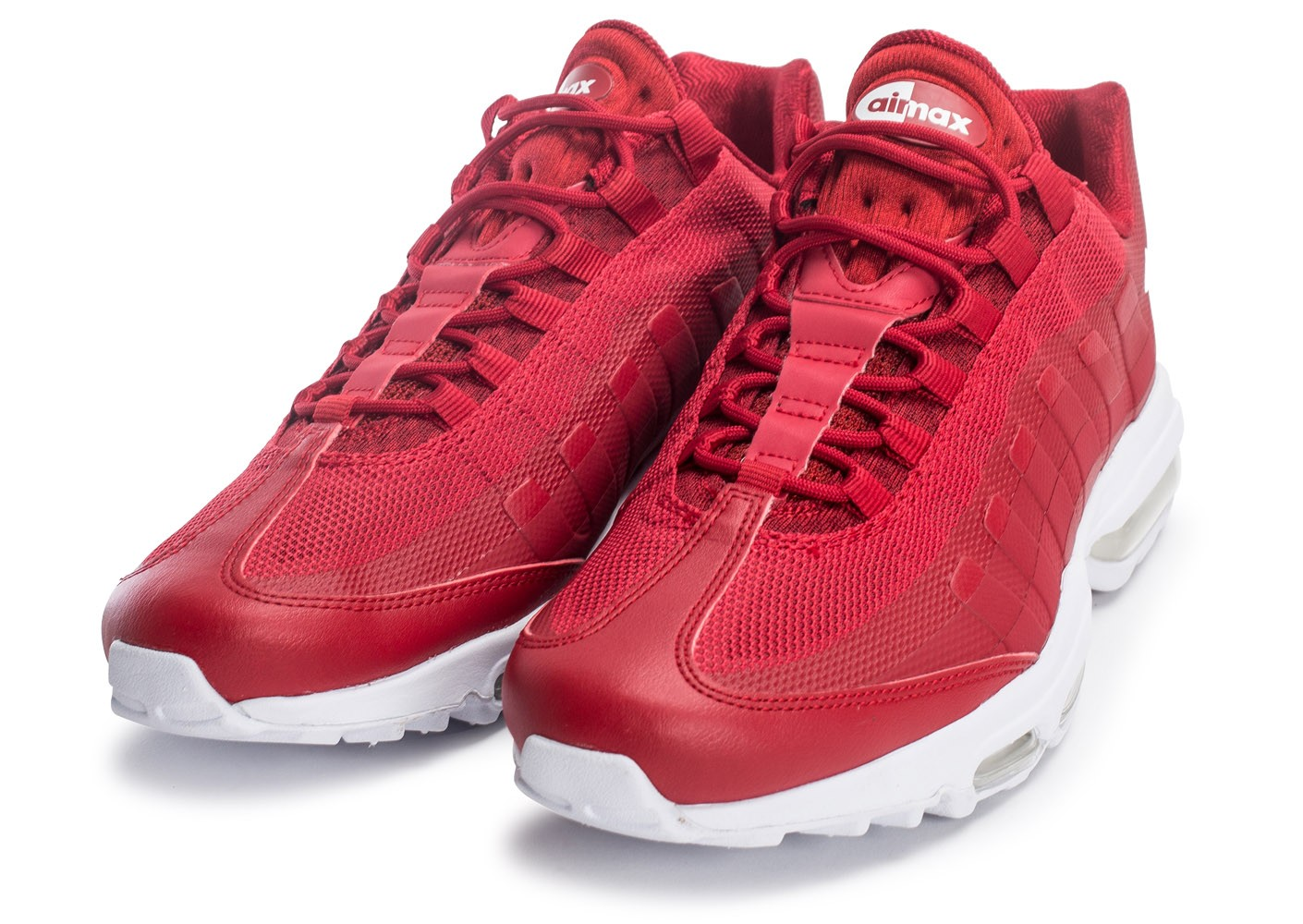 Nike Air Max 95 Ultra Se rouge - Chaussures Baskets homme - Chausport