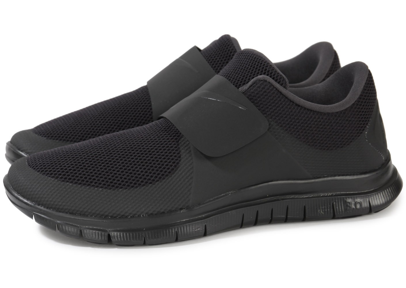 Nike Free Socfly Noire - Chaussures Baskets homme - Chausport