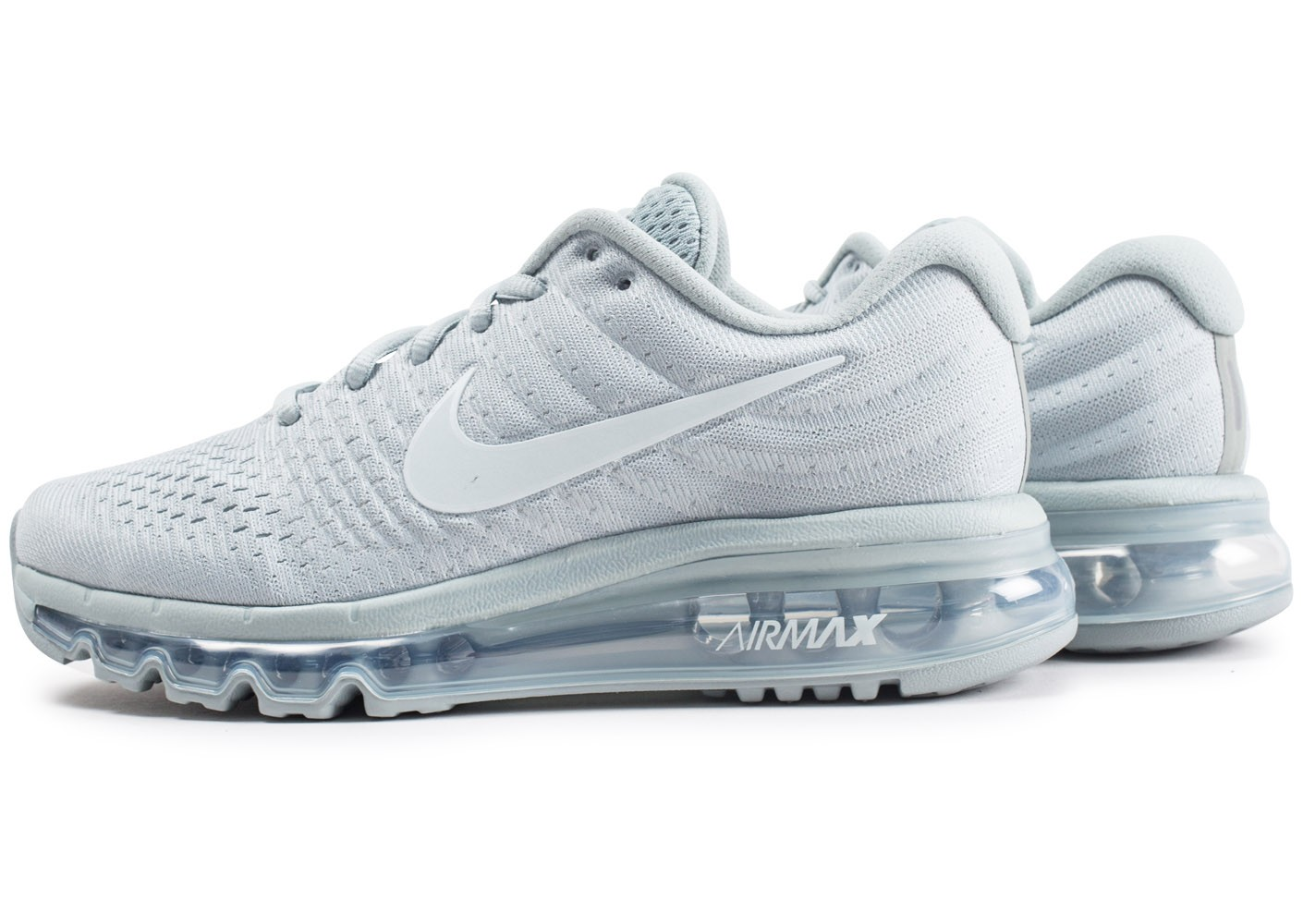 Nike Air Max 2017 SE grise et blanche - Chaussures Baskets ...