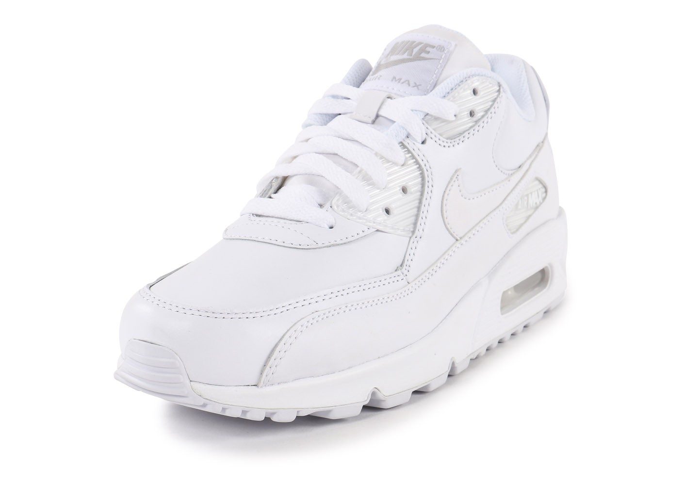 Soldes > air max 90 leather blanche > en stock