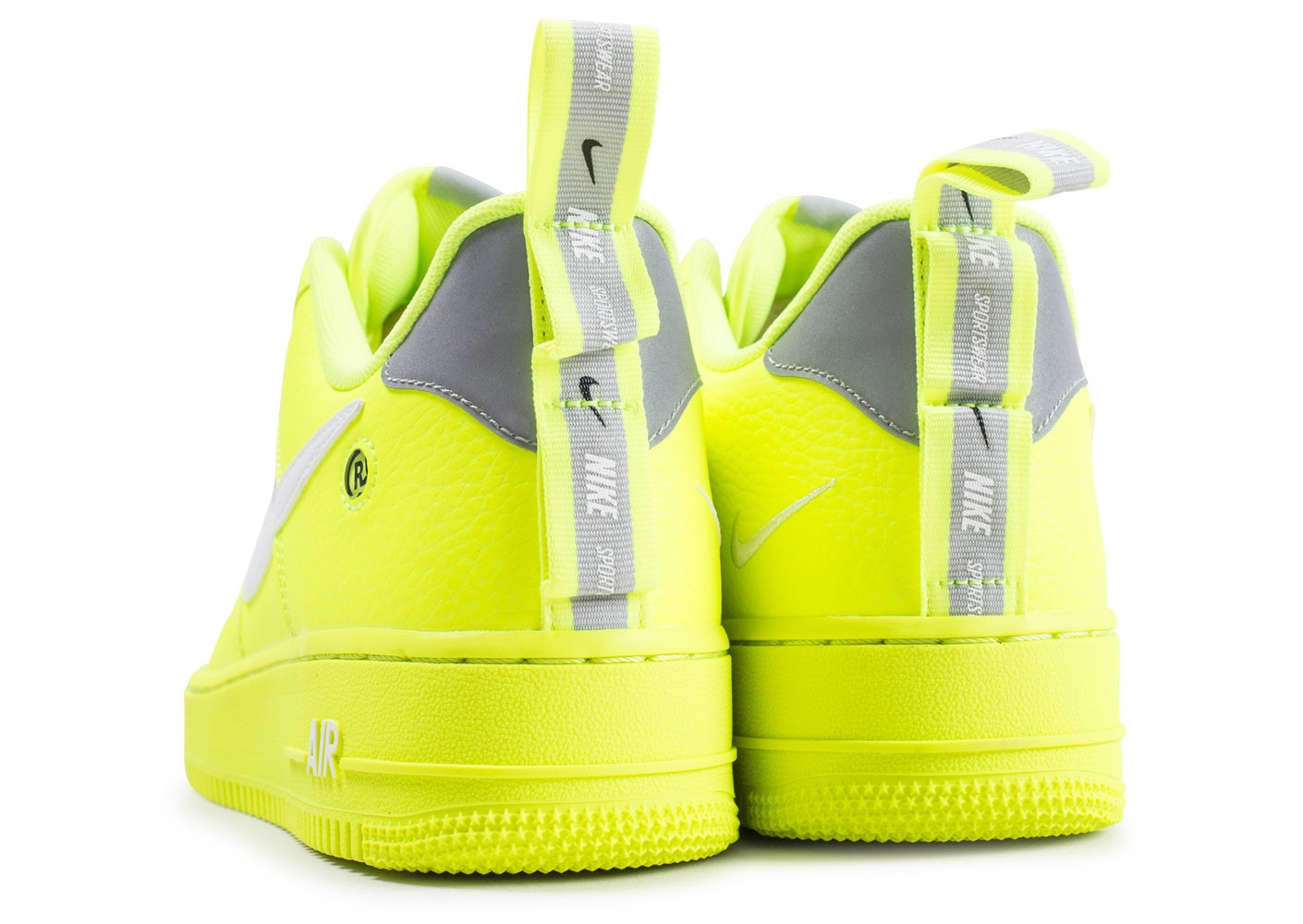 air force 1 utility jaune