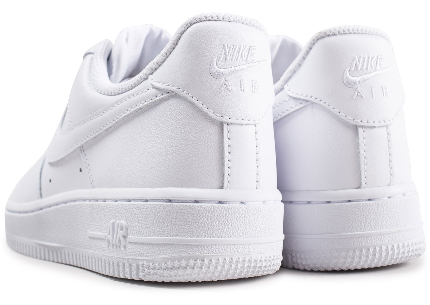 Nike Air Force 1 '07 blanche femme - Chaussures Baskets femme - S3tel