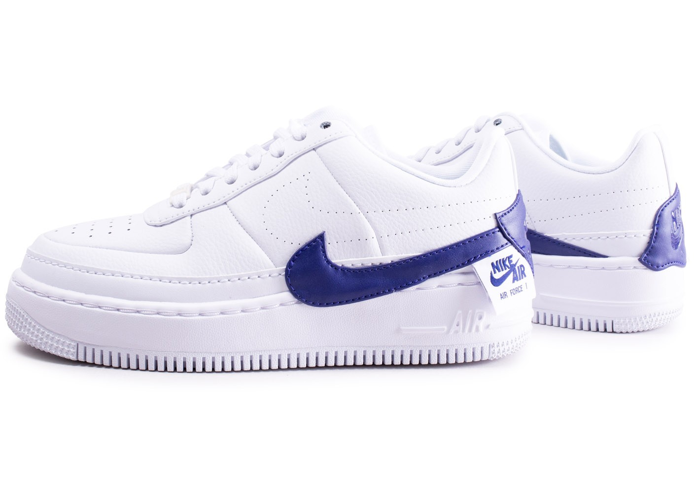 Nike Air Force 1 Jester XX blanc et violet femme - Chaussures ...