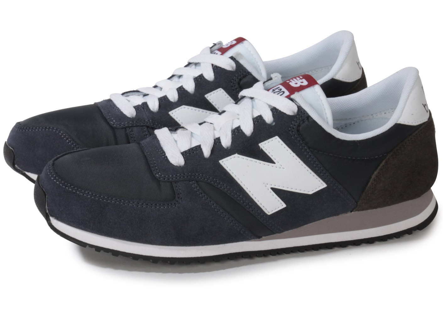 basket new balance u420 bleu