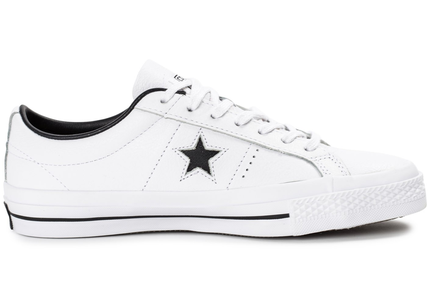 converse one star blanche