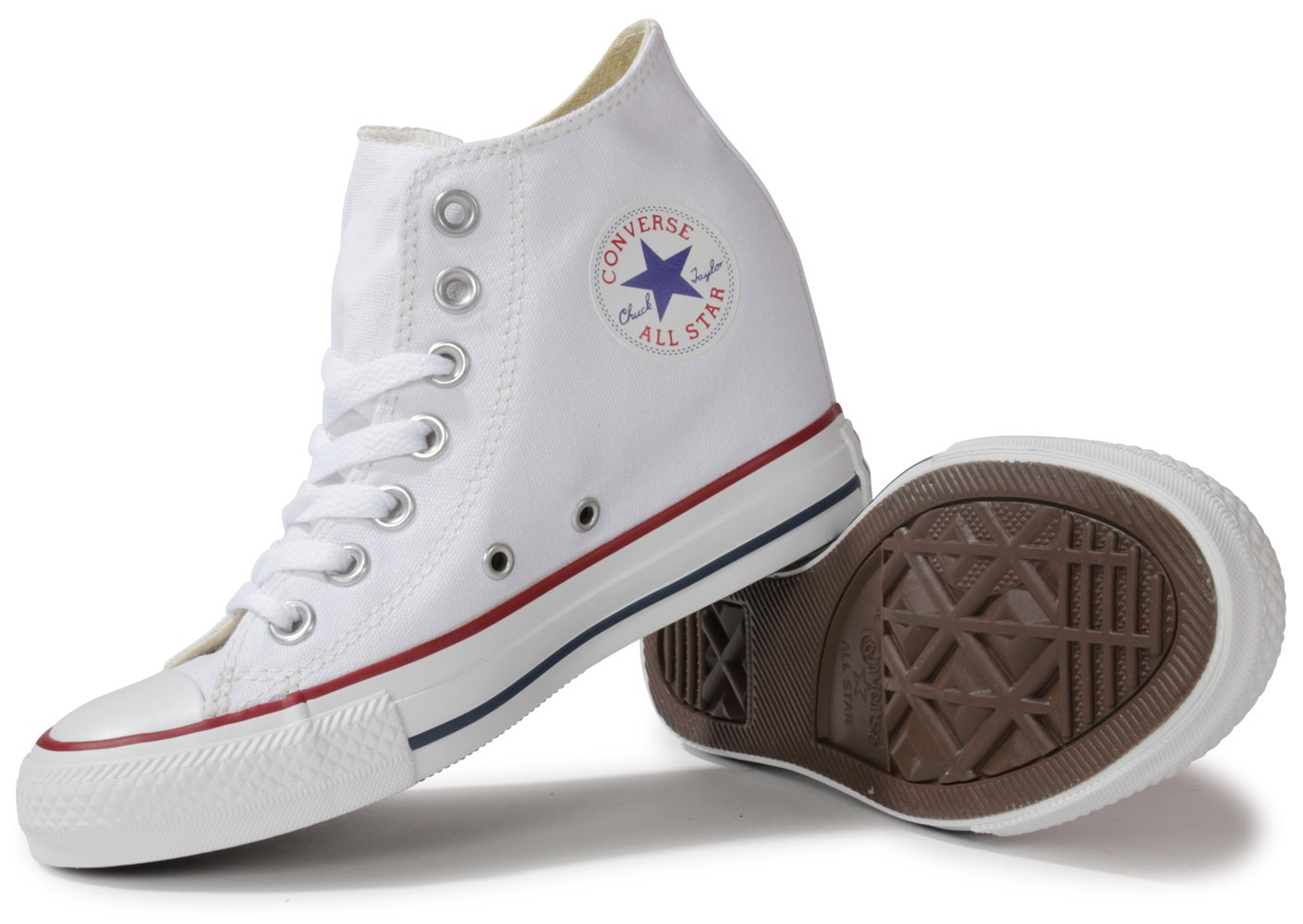 converse compensee femme