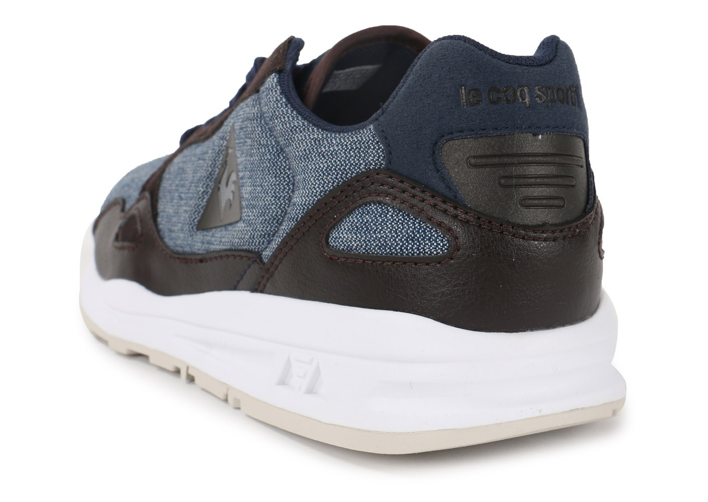 Le Coq Sportif LCS R900 Craft Junior bleue - Chaussures ...