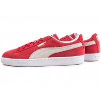 Suede Classic Rouge