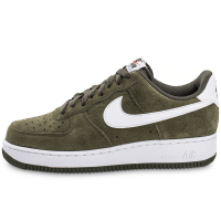 Nike Air Force 1 Suede kaki - Chaussures Baskets homme - Chausport