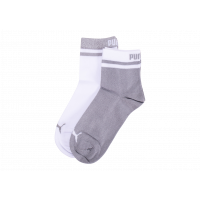 Chaussettes 2 paires Radient blanches