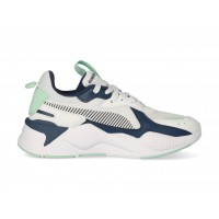 RS-X Joy blanche et bleue Junior