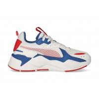 RS-X Joy blanche bleue et rouge Junior
