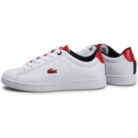 Carnaby Evo blanc rouge noire Junior
