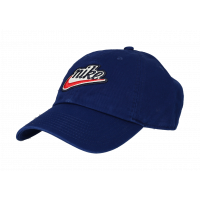 Casquette Heritage86 Futura Washed bleue