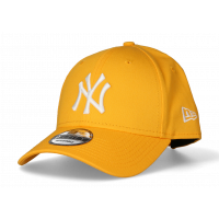 Casquette New York Yankees 9forty jaune