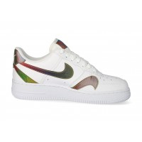 Air Force 1'07 LV8 Multi Swoosh blanche