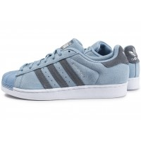 Superstar Suede Tactile Blue