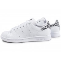 General Malawi Desde allí  adidas Stan Smith The Farm Company blanche et noire - Chaussures adidas -  Chausport
