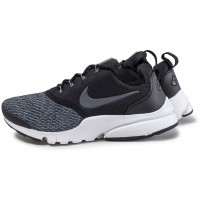 outlet store 1c962 36280 Nike Air Presto Fly Junior grise et noire - Chaussures Chaussures ...
