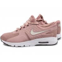 Nike Air Max Zero W rose Particle Pink Chaussures Baskets