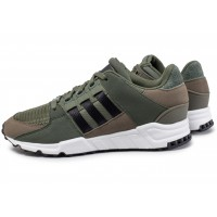 adidas EQT Support RF Vert Olive Chaussures Baskets homme
