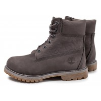 6-Inch Icon boot W grise